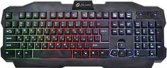 Игровая клавиатура Oklick 757G Black