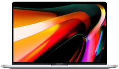 Ноутбук Apple MacBook Pro 16 Core i9 2,3/16/2TB RP5500M 8G Silver