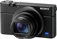 Компактный фотоаппарат Sony RX100 VII с рукояткой (DSC-RX100M7G)