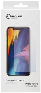 Защитное стекло Red Line для iPhone 8 (УТ000012867)
