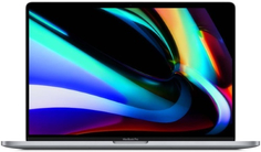 Ноутбук Apple MacBook Pro 16 i9 2,3/16/2T/RP 5600M 8GB Space Grey