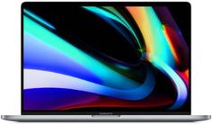 Ноутбук Apple MacBook Pro 16 i7 2,6/16/512/RP 5600M 8GB Space Grey