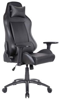 Геймерское кресло TESORO TS-F715 Black/Carbon