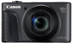 Цифровой фотоаппарат Canon PowerShot SX730 HS Black (1791C002AA)