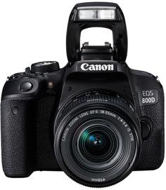 Зеркальный фотоаппарат Canon EOS 800D EF-S 18-55 IS STM Kit