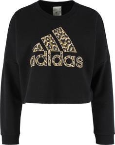 Свитшот женский adidas Leopard, размер 46-48