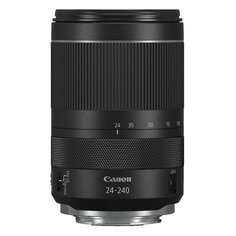 Объектив CANON 24-240mm f/4-6.3 RF IS USM, Canon RF, черный [3684c005]