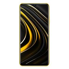 Смартфон XIAOMI Poco M3 64Gb, желтый