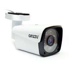Видеокамера IP GINZZU HIB-2302A, 1080p, 3.6 мм, белый