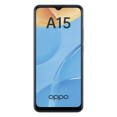 Смартфон OPPO A15 32Gb, голубой