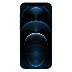 Смартфон APPLE iPhone 12 Pro Max 128Gb, MGDA3RU/A, синий тихоокеанский