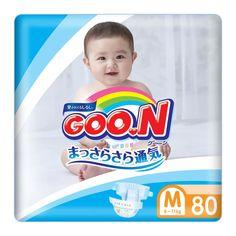 Подгузники Goon Jumbo Pack (6-11 кг) шт. Goon.