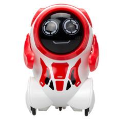 Интерактивный робот Silverlit Покибот 7.5 см цвет: красный