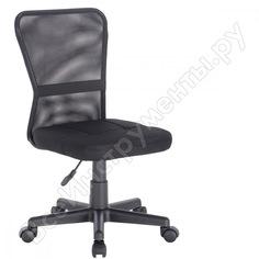 Кресло оператора, без подлокотников, черное, brabix smart mg-313 531843