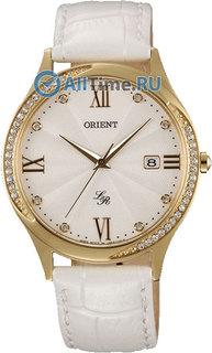 Японские женские часы в коллекции Lady Rose Женские часы Orient UNF8004W-ucenka