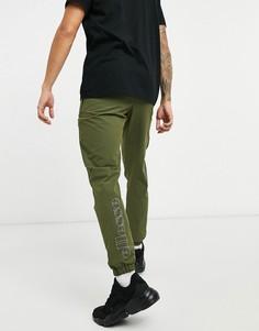 Спортивные штаны цвета хаки ellesse Kadi-Зеленый цвет