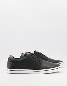 Черные кроссовки в стиле casual ALDO Dwain-Черный цвет