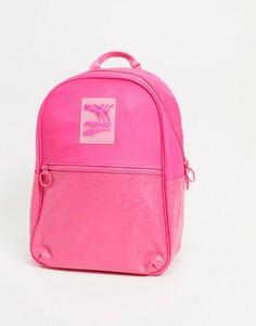 Розовый рюкзак Puma Prime Time-Розовый цвет