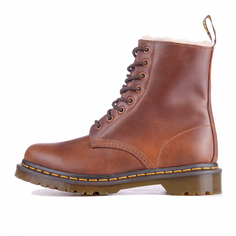 Женские ботинки 1460 Serena Fur Lined Ankle Boots Dr Martens