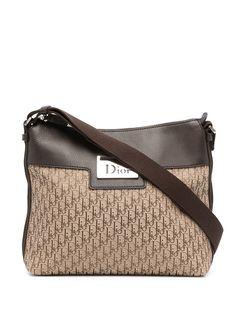 Christian Dior сумка на плечо Street Chic pre-owned с узором Trotter