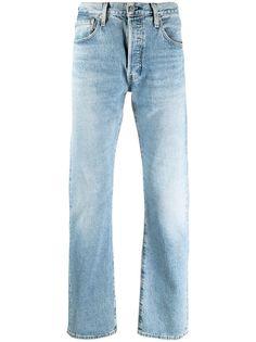 Levis джинсы с эффектом потертости