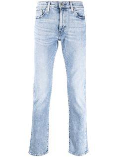 Levis: Made & Crafted джинсы с эффектом потертости