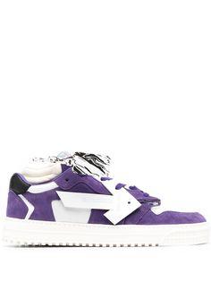 Off-White кроссовки с логотипом Arrows