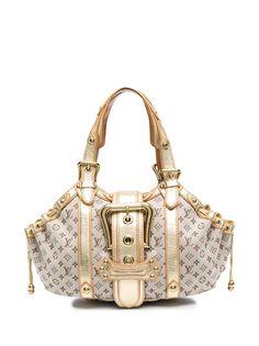 Louis Vuitton сумка-тоут 2000-х годов с монограммой