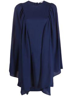 Stella McCartney платье мини с расклешенными рукавами