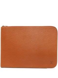 Louis Vuitton клатч Poche Documents 38 1999-го года