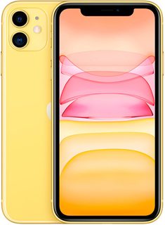 Смартфон Apple iPhone 11 256GB Yellow (MHDT3RU/A)