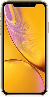 Смартфон Apple iPhone XR 128GB Yellow (MH7P3RU/A)