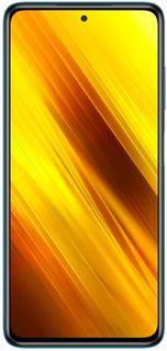 Смартфон POCO X3 NFC Cobalt Blue