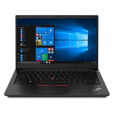 "Ноутбук LENOVO ThinkPad E14 Gen 2-ITU, 14"", IPS, Intel Core i5 1135G7 2.4ГГц, 8ГБ, 512ГБ SSD, Intel Iris Xe graphics , Windows 10 Professional, 20TA002DRT, черный"