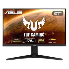 """Монитор игровой ASUS TUF Gaming VG27AQL1A 27"""" черный [90lm05z0-b01370]"""