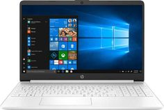 Ноутбук HP 15s-fq1087ur (белый)