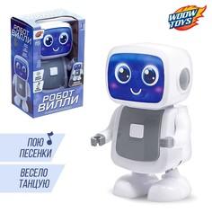 Робот-игрушка музыкальный Woow Toys