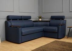 Угловой диван с баром Виза В 07