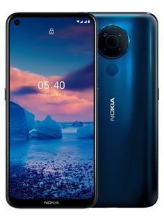 Сотовый телефон Nokia 5.4 4/64GB Blue