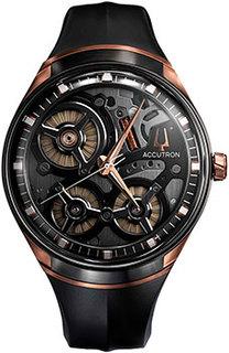 Японские наручные мужские часы Accutron 2ES8A002. Коллекция Legacy