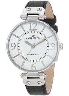 fashion наручные женские часы Anne Klein 9169WTBK. Коллекция Ring