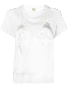 Pinko многослойная футболка