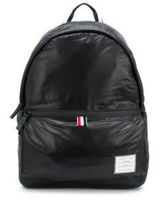 Thom Browne объемный рюкзак из рипстопа