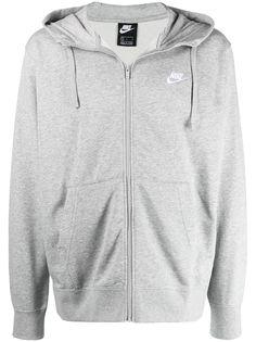 Nike худи Club на молнии