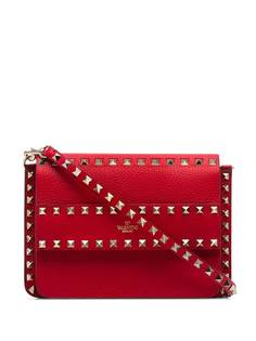 Valentino Garavani маленькая сумка на плечо Rockstud