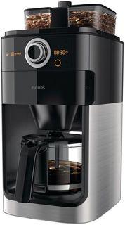 Кофеварка Philips HD7769 (черный)