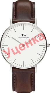 Женские часы в коллекции Classic Женские часы Daniel Wellington DW00100056-ucenka