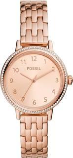 Женские часы в коллекции Reid Женские часы Fossil BQ3656