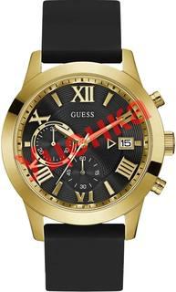 Мужские часы в коллекции Dress Steel Мужские часы Guess W1055G4-ucenka