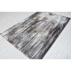 Ковер Silvano Cornelia A0137A Grey/Grey прямоугольный Турция, 0.6х1.1 м